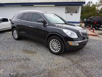Options:  2011 Buick Enclave Cxl-1 Awd 4Dr Suv
