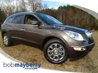 This 2011 Buick Enclave CXL-1 Includes *Bluetooth*