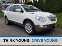 2011 Buick Enclave. AWD, Brake assist, Four wheel