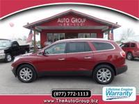 Options:  2011 Buick Enclave Visit Auto Group Leasing