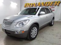 Come see this 2011 Buick Enclave CXL-1. Its Automatic