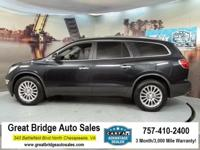 2011 Buick Enclave CARS HAVE A 150 POINT INSP, OIL