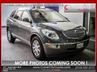 Options:  2011 Buick Enclave Cxl|Gray|Navigation|Low