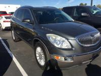 Check out this 2011 Buick Enclave CXL-1. Its Automatic