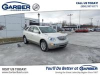 2011 Buick Enclave 2CXL! Featuring a 3.6L V6 and only