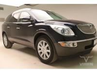 This 2011 Buick Enclave CXL FWD with only 92,910 miles