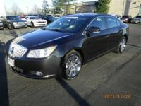 Description 2011 BUICK LaCrosse 2.4 liter inline 4
