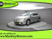 Our Carfax Accident Free One Owner Silver 2011 Buick