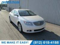 2011 Buick LaCrosse CXL FWD 6-Speed Automatic