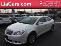 **ONE OWNER, CLEAN CARFAX**, 2011 Buick LaCrosse CXL,