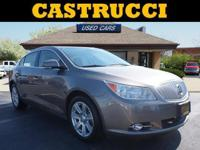Recent Arrival!  Clean CARFAX.  Pewter 2011 Buick