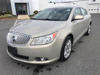 Check out this gently-used 2011 Buick LaCrosse we