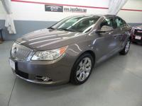 2011 Buick LaCrosse CXL Clean CARFAX. Priced below KBB
