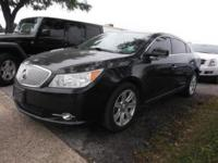 This 2011 Buick LaCrosse CXL is offered to you for sale
