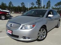 Here is a beautiful 2011 BUICK LACROSSE CXS. I think it