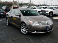 Tan 2011 Buick LaCrosse CXS FWD 6-Speed Automatic