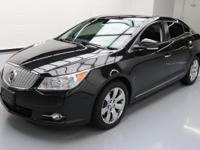 This awesome 2011 Buick Lacrosse comes loaded with the