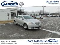 Introducing the 2011 Buick LaCrosse CXS! Featuring a