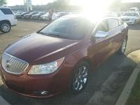 Clean accident free CarFax and Heated & Cooled Leather