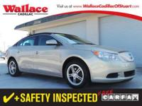 2011 BUICK LACROSSE SEDAN 4 DOOR CX Our Location is: