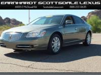 2011 Buick Lucerne Car CXL. Our Location is: Earnhardt