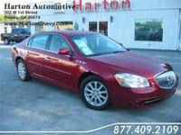 Options Included: N/A2011 BUICK LUCERNE CX Equipped w/