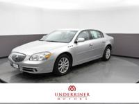 A BETTER BUYING EXPERIENCE. 2011 Buick Lucerne CXL