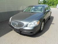 2011 Buick Lucerne CXL! Talk about an absolutely