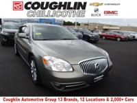 New Price! This 2011 Buick Lucerne CXL Premium in Light
