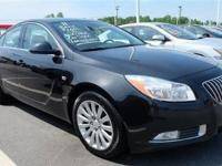 This 2011 Buick Regal 4dr 4dr Sedan CXL Sedan features