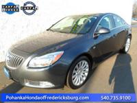 2011 Buick Reagal CXL***** 6-Speed Automatic with