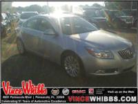 CARFAX 1-Owner, Buick Certified, GREAT MILES 14,645!