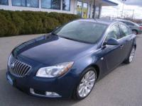 2011 Buick Regal 4dr Sedan CXL Turbo Our Location is: