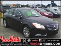 2011 Buick Regal Our Location is: AutoNation Ford