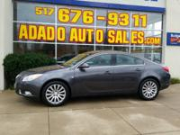 Options:  2011 Buick Regal Visit Adado Auto Sales
