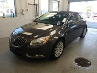 Recent Arrival! This 2011 Buick Regal CXL in Granite