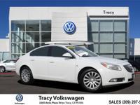Options:  2011 Buick Regal