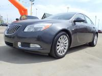 Options:  2011 Buick Regal Cxl 4Dr Sedan