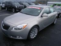 This outstanding example of a 2011 Buick Regal CXL RL4