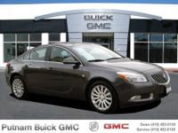 Daytime Running Lights, Our Location is: Putnam Buick