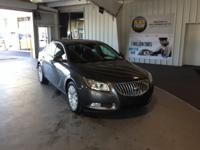 Look into this gently-used 2011 Buick Regal we recently
