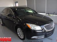 2011 Buick Regal CXL Turbo Russelsheim FWD 6-Speed