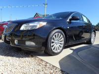 Options:  2011 Buick Regal Cxl Turbo 4Dr Sedan W/To1