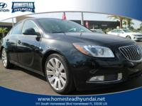 This 2011 Buick Regal 4dr Sdn CXL Turbo TO7