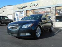 Load your family into the 2011 Buick Regal! You'll