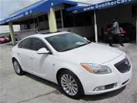 This 2011 Buick Regal 4dr 4dr Sdn CXL RL4 (Russelsheim)