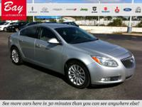 This 2011 Buick Regal CXL RL1 is offered to you for