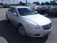 2011 Buick Regal Sedan CXL Our Location is: Dyer