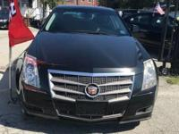 Drive away with this 2011 Cadillac CTS. Down payment