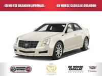Looking for a clean, well-cared for 2011 Cadillac CTS